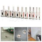 New 10pcs 6mm-32mm Diamond tool drill bit hole saw set for glass ceramic marble