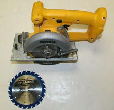 DeWalt 18V DW936 5 3/8 Trim Saw Tool Only