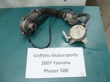 07 Yamaha Phazer FX mt-x? 500 08? 09? WATER PUMP W HOSES OIL WATERPUMP SENSOR