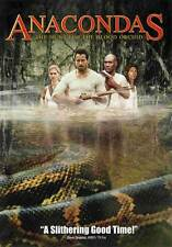 ANACONDAS: THE HUNT FOR THE BLOOD ORCHID Movie POSTER 27x40 C Nicholas Hope