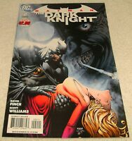 DC COMICS BATMAN THE DARK KNIGHT # 2 VF+/NM THE NEW 52
