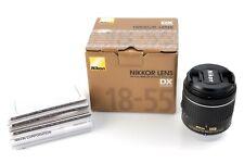 Nikon Objektiv AF-P  DX Nikkor 18-55mm f/3.5-5.6G OVP
