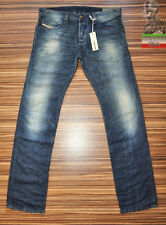 Diesel Low Rise Regular Size Jeans for Men