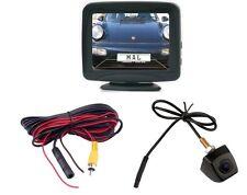 "Unterbau Rückfahrkamera CM368 & 3.5"" Monitor passt bei Mazda Fahrzeuge"