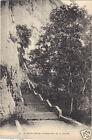 83 - cpa - LA SAINTE BAUME - Escaliers de la grotte