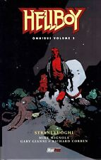 Hellboy Omnibus vol. 2 strani luoghi di M.Mignola ed.Magic Press