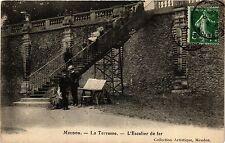 CPA MEUDON La Terrasse-L'Escalier de fer (412975)