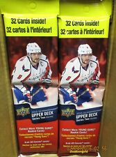 2015-16 UPPER DECK HOCKEY SERIES 2 FAT PACK, (1) Factory-Sealed PACK