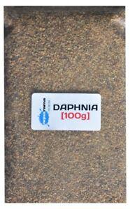 Daphnia Freeze Dried Tropical Marine Fish Food AQUARAMA Brand High Quality 100g