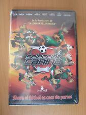 SELECCION CANINA CAPULINA MAITE PERRONI LOCO VALDES DVD REGION1&4 chivas america