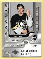 06/07 Upper Deck The Cup Platinum Rookie #151 Kristopher Letang #16/25