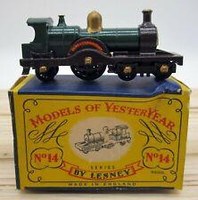 Matchbox Models of Yesteryear Gwr Duke of Connaught Locomotive Y-14 Original Box