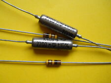 "GIBSON UPGRADE KIT ""TREBLE BLEED DELUXE"" 2 PIO RUSSIAN + 2 AB NOS RESISTORS"