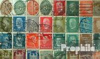 Deutsches Reich 50 verschiedene Marken