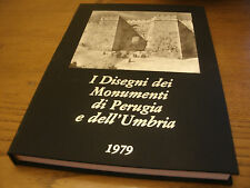 I DISEGNI DEI MONUMENTI DI PERUGIA E DELL' UMBRIA.Anno1979 Ed.num. 563 Tav.CIII