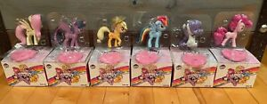 Mighty Jaxx Freeny's My Little Pony Hidden Dissectibles Vinyl Mane Six Set Lot 6