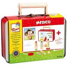 Bino Tierarztkoffer Für Kinder Rollenspiele ab 3 Jahre