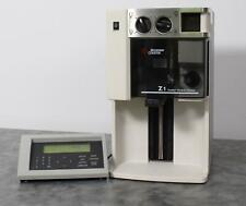 Beckman Coulter Z1 Dual Cell Counter Particle Size Analyzer With Control Panel