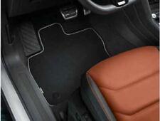 Genuine Volkswagen Tiguan 2016 Onwards Front & Rear Luxury Carpet Mats