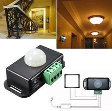 DC 12-24 V Mini Infrared PIR Motion Sensor Switch Detector For Lighting Light