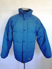 Iguana Sport-Jacke Skijacke Winterjacke Blau Unifarben Gr. L
