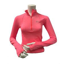 Nike Women's Dri-fit Knit Half Zip Running Top,588534 Mixed sizes & Colors