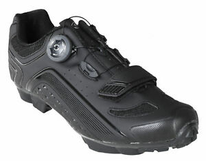 Gavin Pro MTB Shoe, Quick Lace - SPD Cleat compatible Mountain Bike Shoe