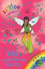 Rainbow Magic Lily the Rainforest Fairy by Daisy Meadows NEW BOOK (P/B 2009)
