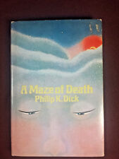 A Maze of Death by Philip K. Dick Doubleday 1970 Hardcover 1st Edition
