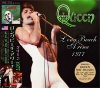 Queen Long Beach Arena 1977 California USA CD 2 Discs 28 Tracks Music Rock