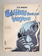 GOLO Ballades pour un voyou EO bis augmentée
