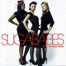 Taller in More Ways [Re-Recorded] by Sugababes (CD, Mar-2006, Island (Label))
