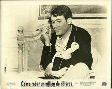 Peter O'Toole face close up in  How to Steal a Million 1966 movie photo 10044