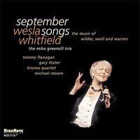 September Songs: Music Of Wilder, Weill And Warren