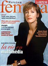 Mag 2008: KARIN VIARD_Benoit POELVOORDE