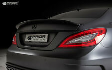 MERCEDES CLS W218 TRUNK LIP DECKLID SPOILER, REAR WING CLS550 CLS63 AMG 550 63