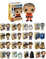 DOCTOR WHO -  POP FIGURE 9 DESIGNS TO CHOOSE FROM - FUNKO VINYL FIGURE