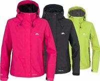 Trespass Miyake Breathable Waterproof Windproof Walking Hiking Jacket - 4E