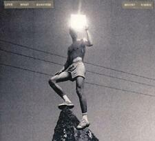 Mount Kimbie - Love What Survives (NEW CD)