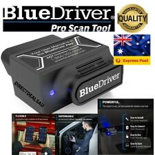 BlueDriver Bluetooth Professional OBDII Scan Tool iPhone iPad Android Brand New