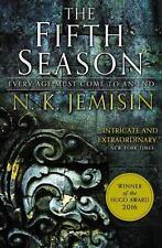 THE FIFTH SEASON BY N. K. JEMISIN--1st Edition/PB