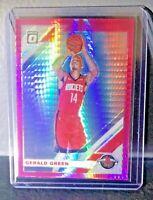 Gerald Green 2019-20 Panini Donruss Optic Prizm #88 Basketball Card