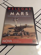 NEW WELCOME TO MARS NASA'S ONGOING SEARCH FOR LIFE EDUCATIONAL DVD FREE SHIPPING