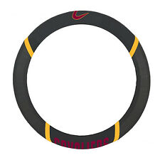 "Basketball Cleveland Cavaliers Steering Wheel Cover Universal 14.5""-15.5"""