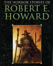 The Horror Stories of Robert E Howard Audio Book Collection MP 3 CD 64 Stories
