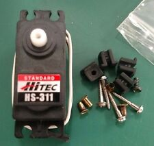 Hitec HS-311 - Standard Economy Servo w/ Hardware - USED