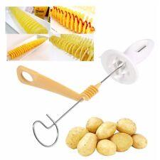 Potato Twister Tornado Slicer Spiral Cutter Spiral Chips Kitchen Vegetable Tools