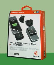GRIFFIN WALL CHARGER for iPHONE & iPod nano (4/5 gen.) ,iPod touch 1/2 & classic
