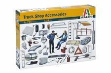 Italeri 1:24 Truck Shop Accessories #764