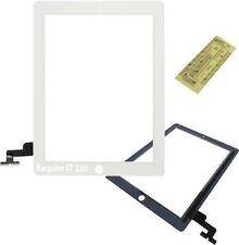 New White Front Touch Screen Digitiser for iPad 2  MC983LL/A and Free Tape
